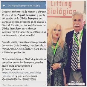 JORNADA CON EL DR. MIGUEL DEMPERE