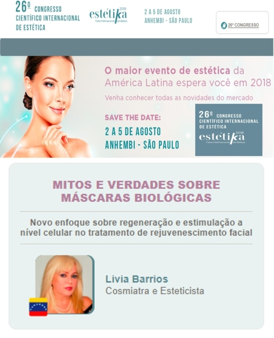 CARTEL LIVIA BRASIL 2018